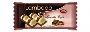Lambada Pyramids Wafer